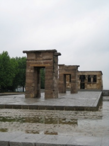 An Egyptian Temple in Spain. Huh?