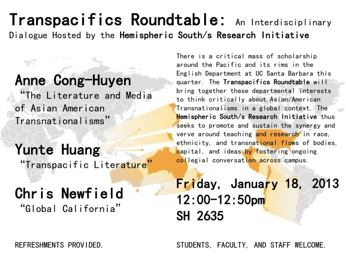 Transpacifics Roundtable